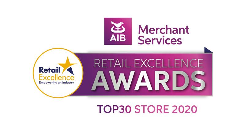 Top 30 Stores Award