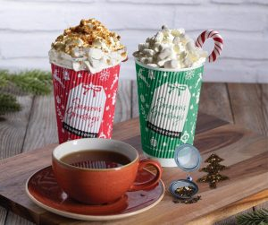 Esquires Coffee Christmas Menu 2020
